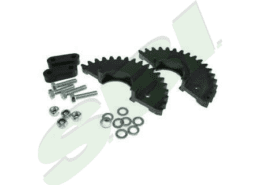 TWO PIECE REAR DISTRIBUTOR GEAR,1