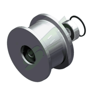 UPPER WHEEL GUIDE ROLLER (HEAVY DUTY)
